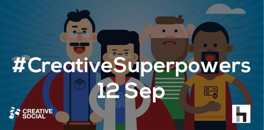 Creative Social's Creative Superpowers Event